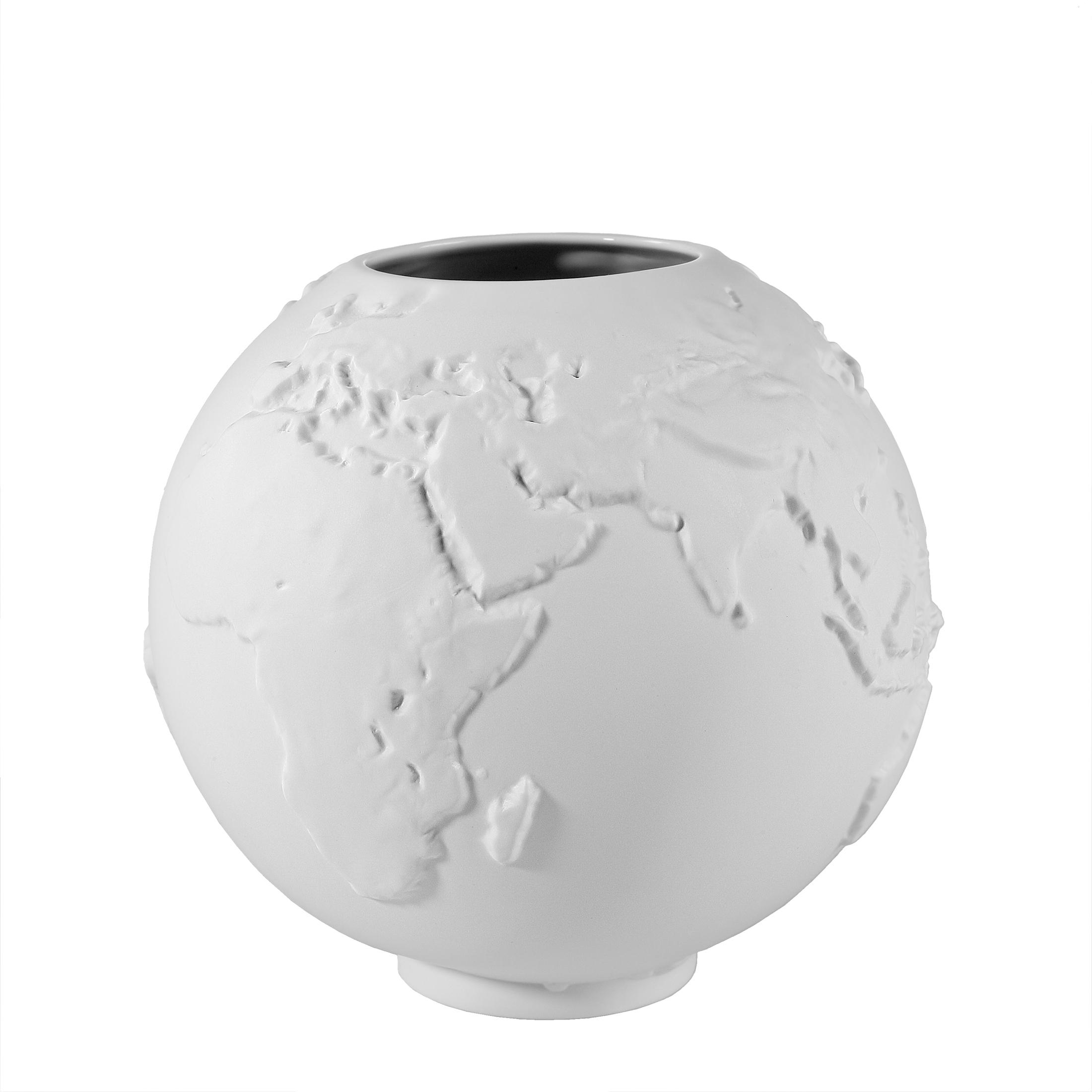 Goebel Kaiser Porzellan Globe 'KP P VA Globe 17' 2021 !