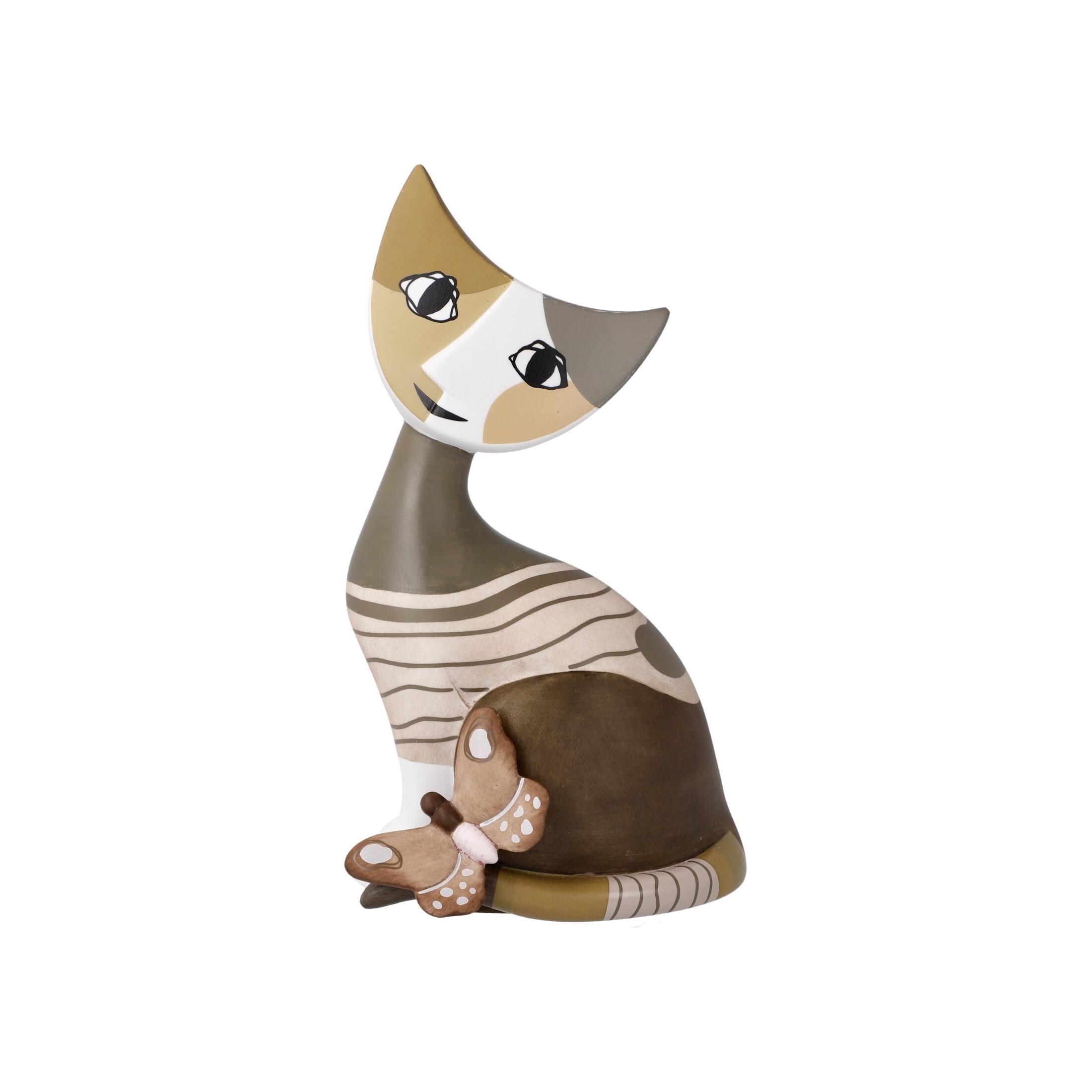 Goebel Rosina Wachtmeister Arte Grafica 'Katze Chiara' 2021