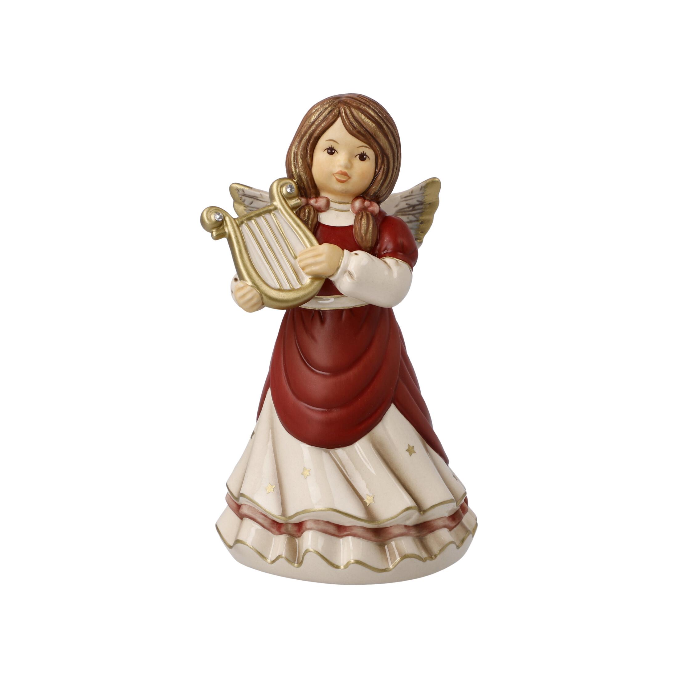 Goebel Weihnachten Himmelsboten 'XM Himmlisches Harfenspiel bord 15' 2021 !