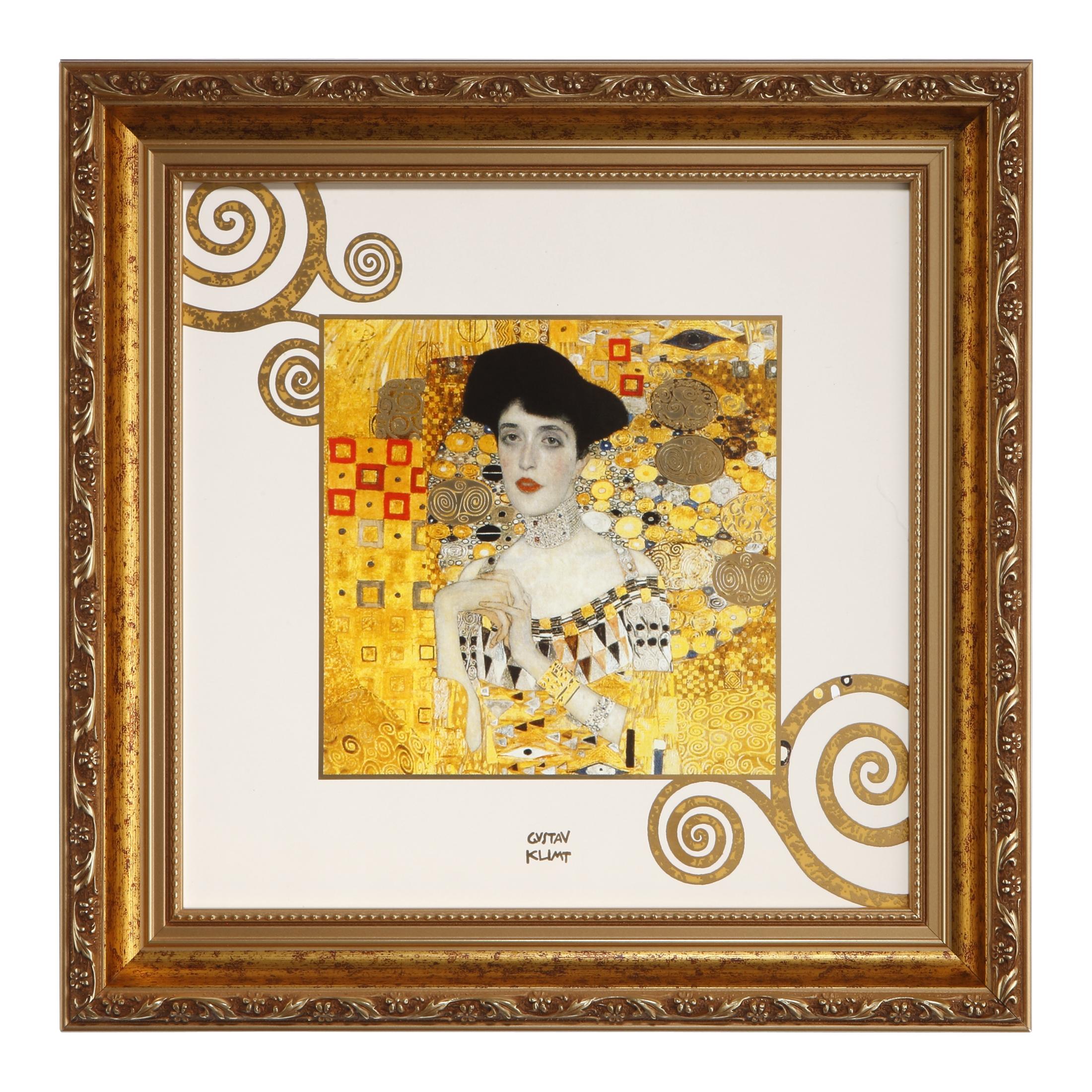Goebel Artis Orbis Gustav Klimt 'AO P BI Adele' 2021