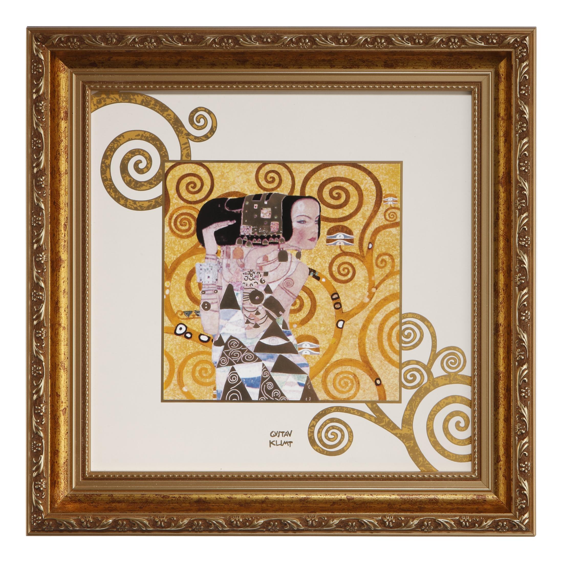 Goebel Artis Orbis Gustav Klimt 'AO P BI Erwartung' 2021