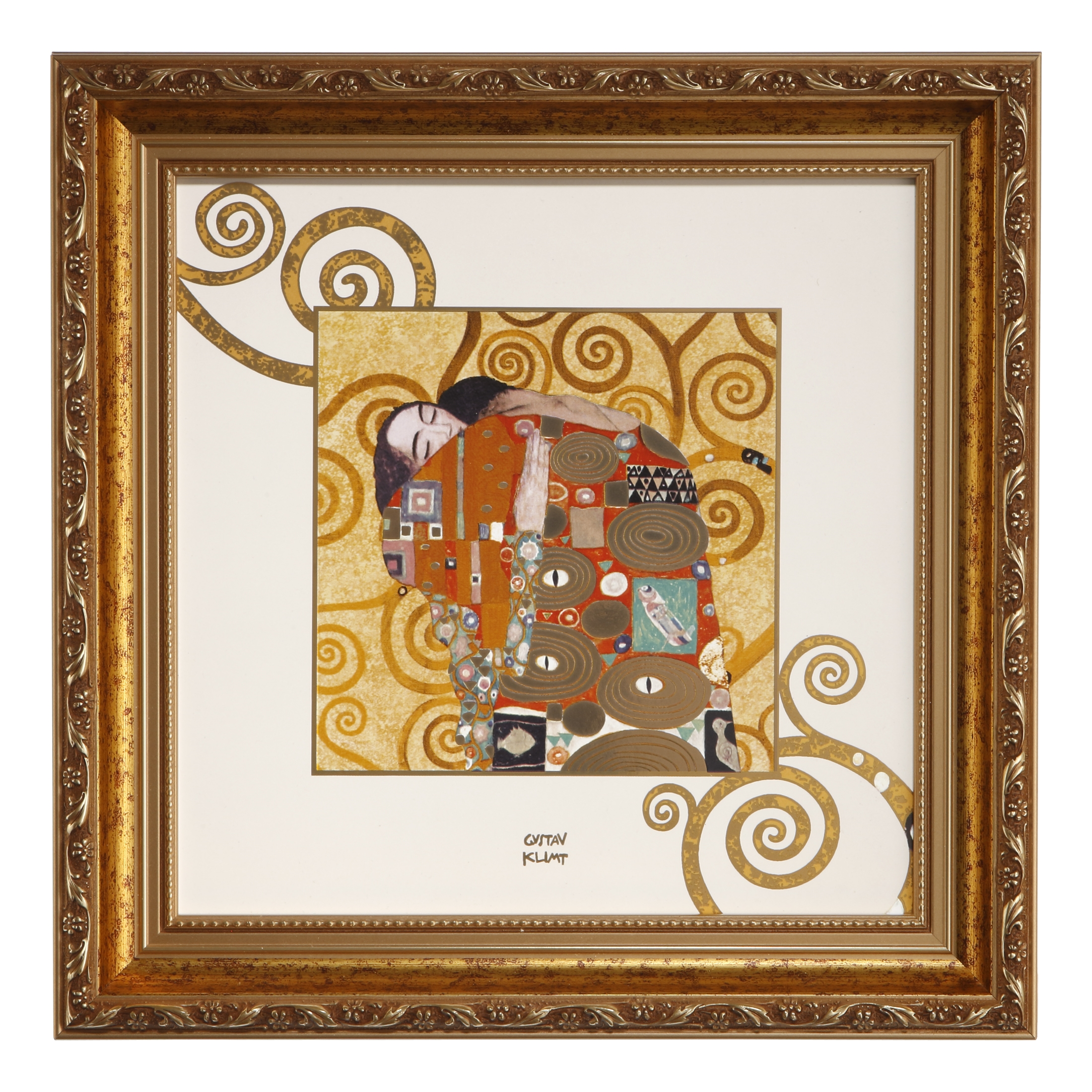 Goebel Artis Orbis Gustav Klimt 'AO P BI Erfüllung' 2021