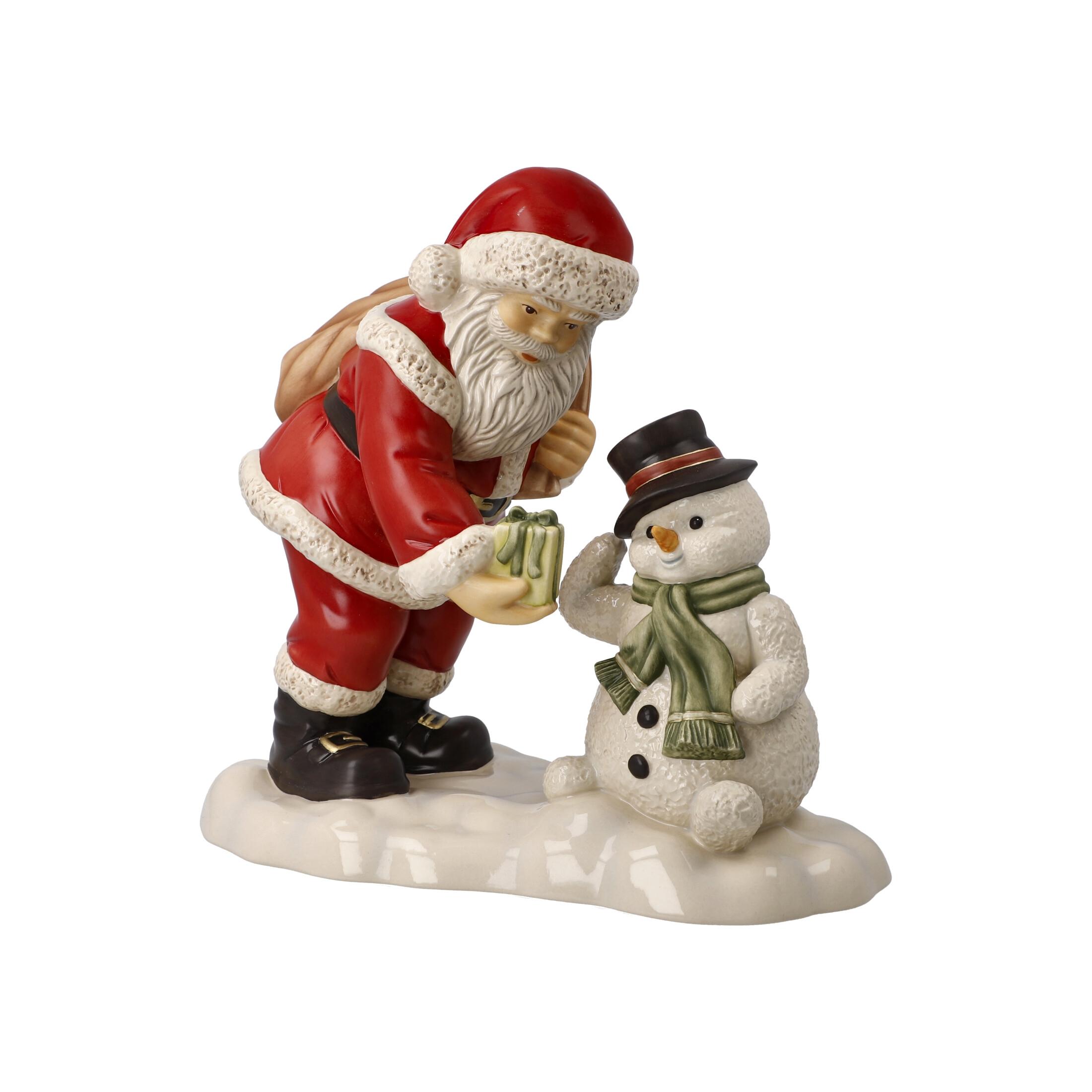 Goebel Weihnachten Weihnachtsmann 'XM S Fröhliche Weihnachten Ltd Ed 1999' 2021