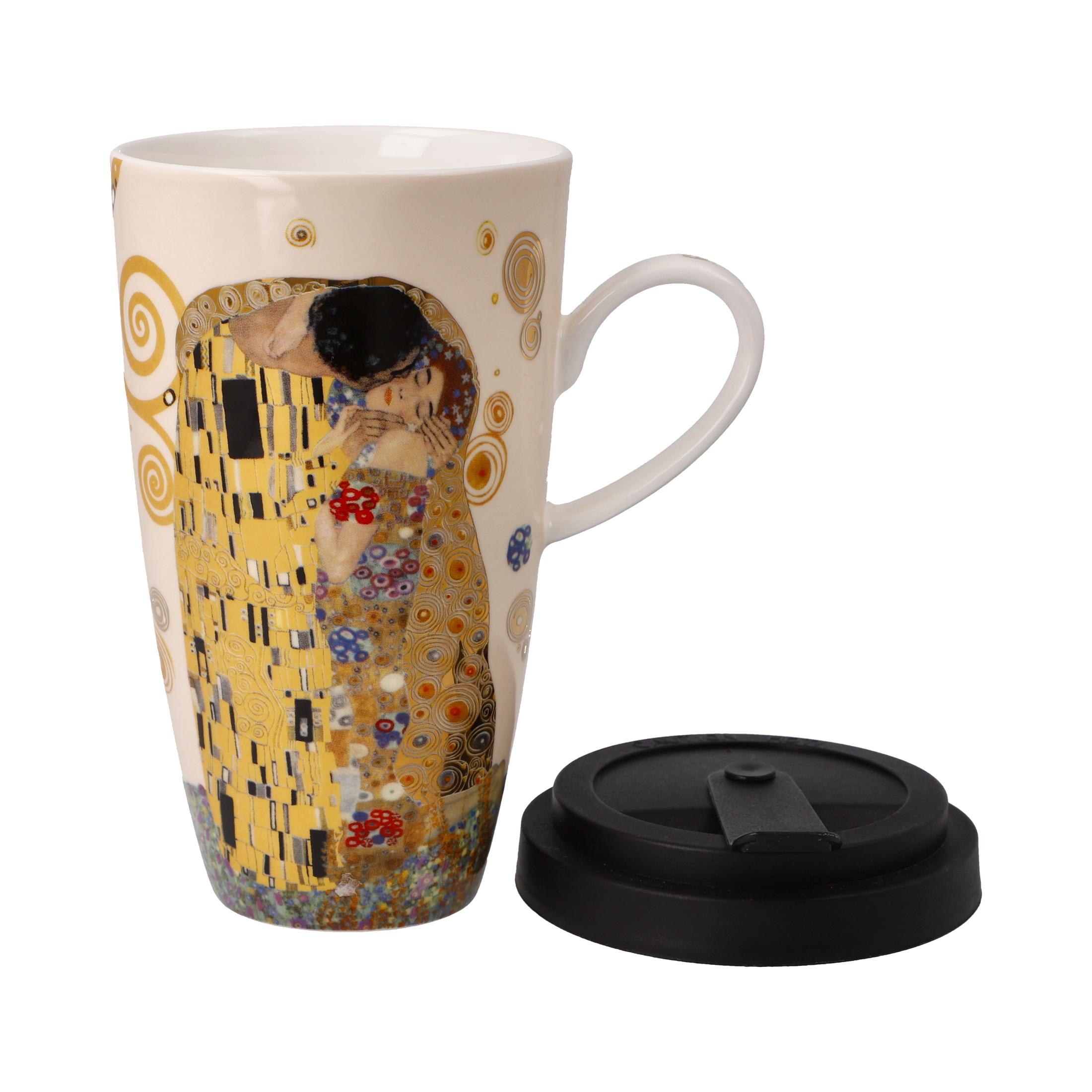 Goebel Artis Orbis Gustav Klimt 'AO FB MTG Der Kuss' 2021 !