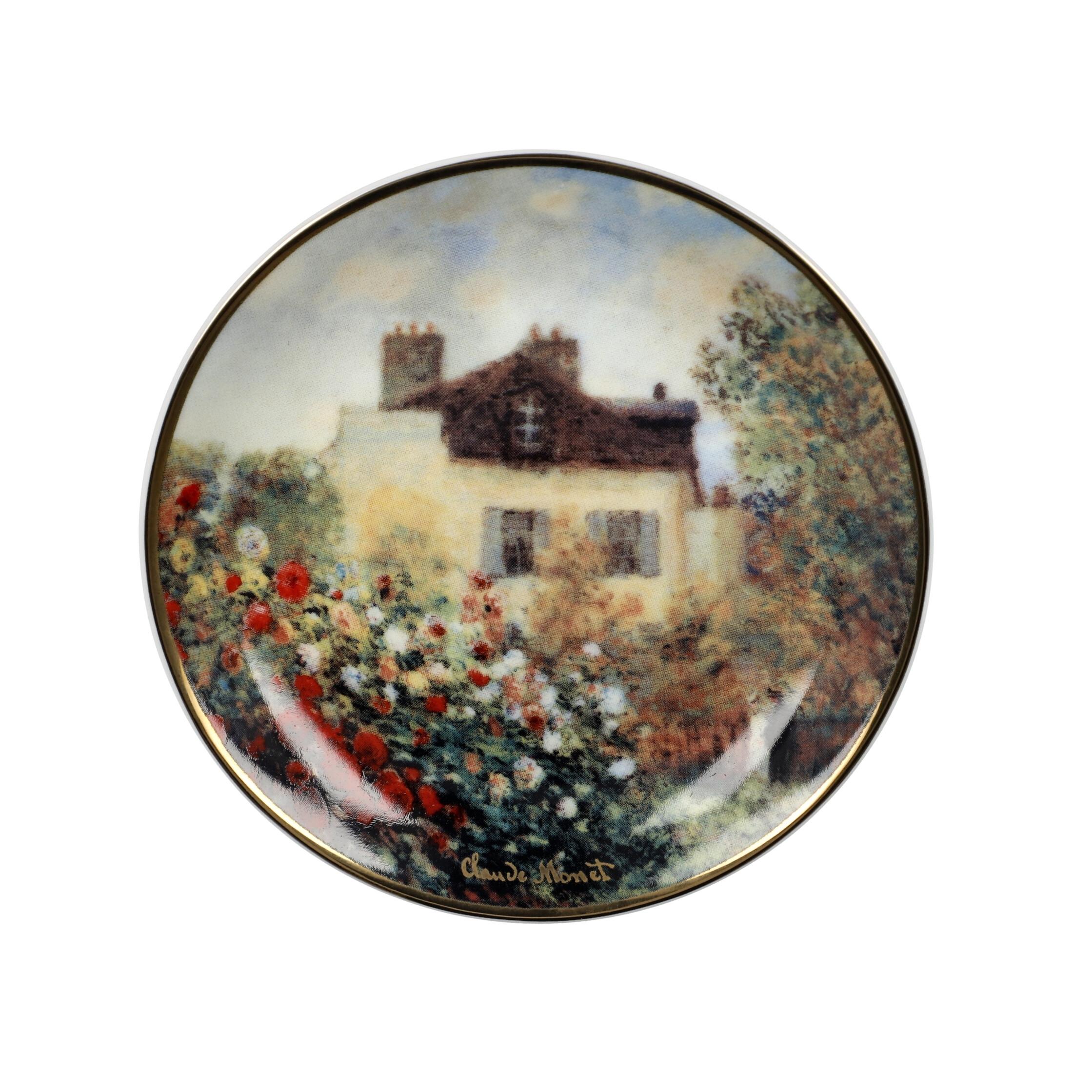 Goebel Artis Orbis Claude Monet 'AO FB MT Künstlerhaus 10' 2021 !