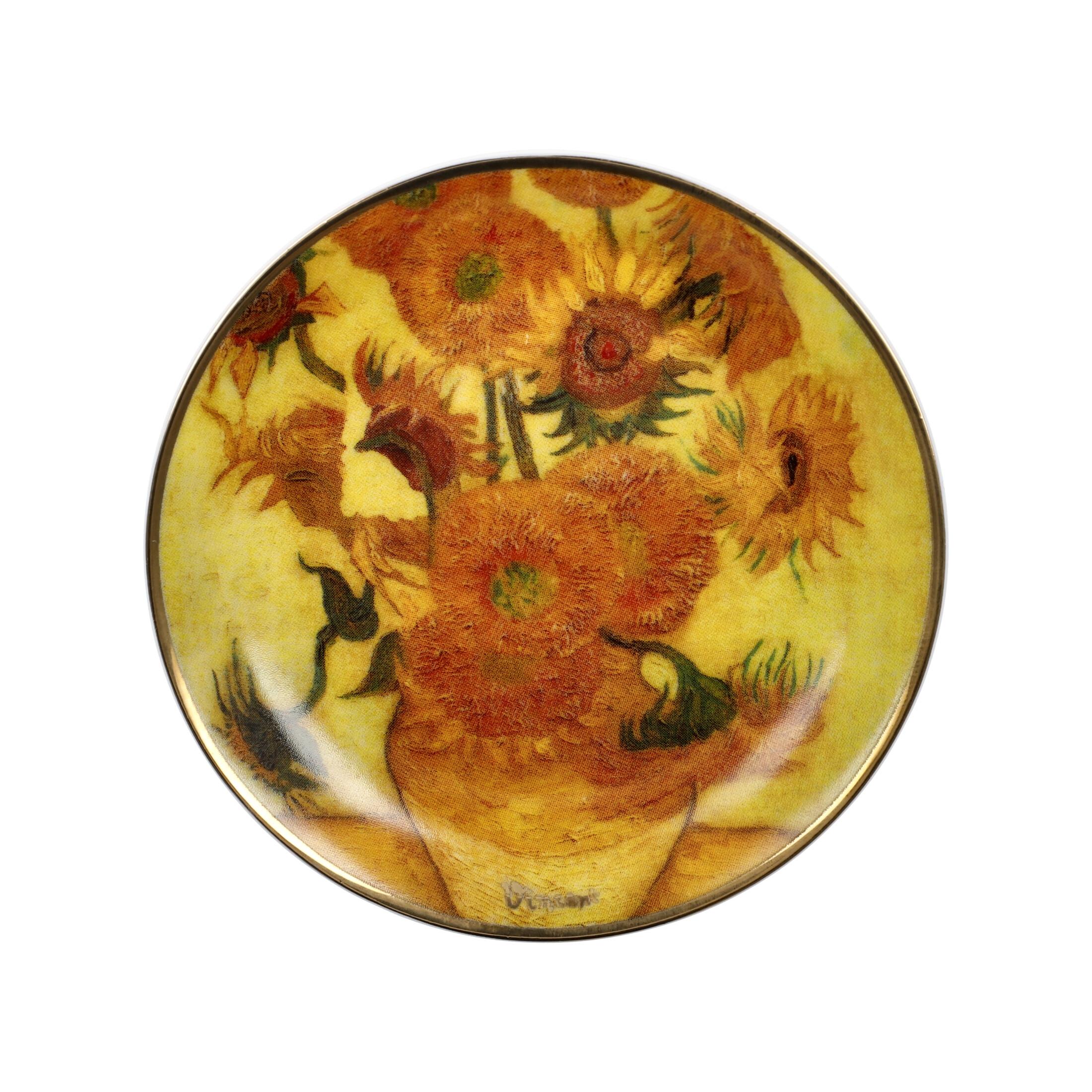 Goebel Artis Orbis Vincent van Gogh 'AO FB MT Sonnenblumen' 2021 !
