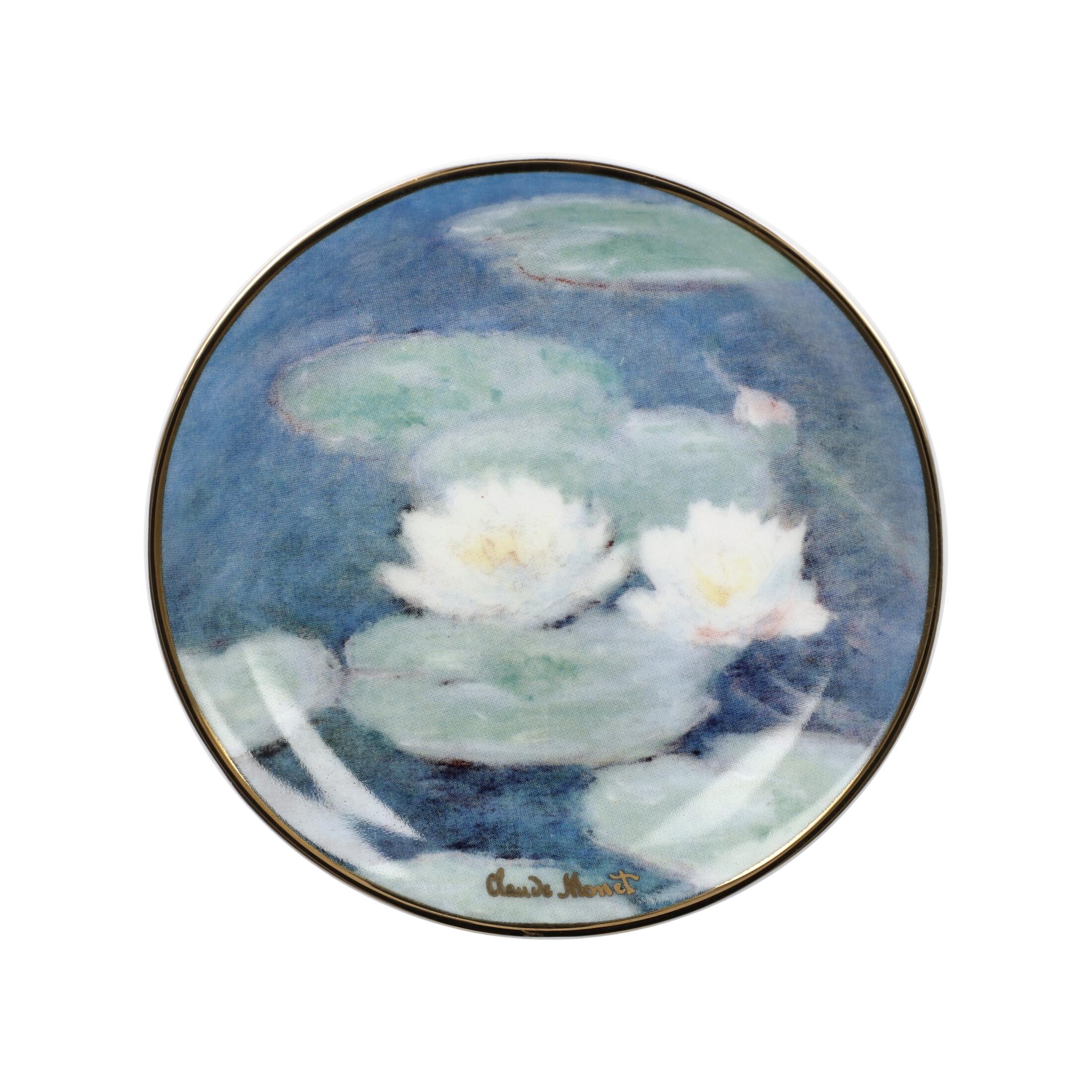 Goebel Artis Orbis Claude Monet 'AO FB MT Seerosen' 2021 !