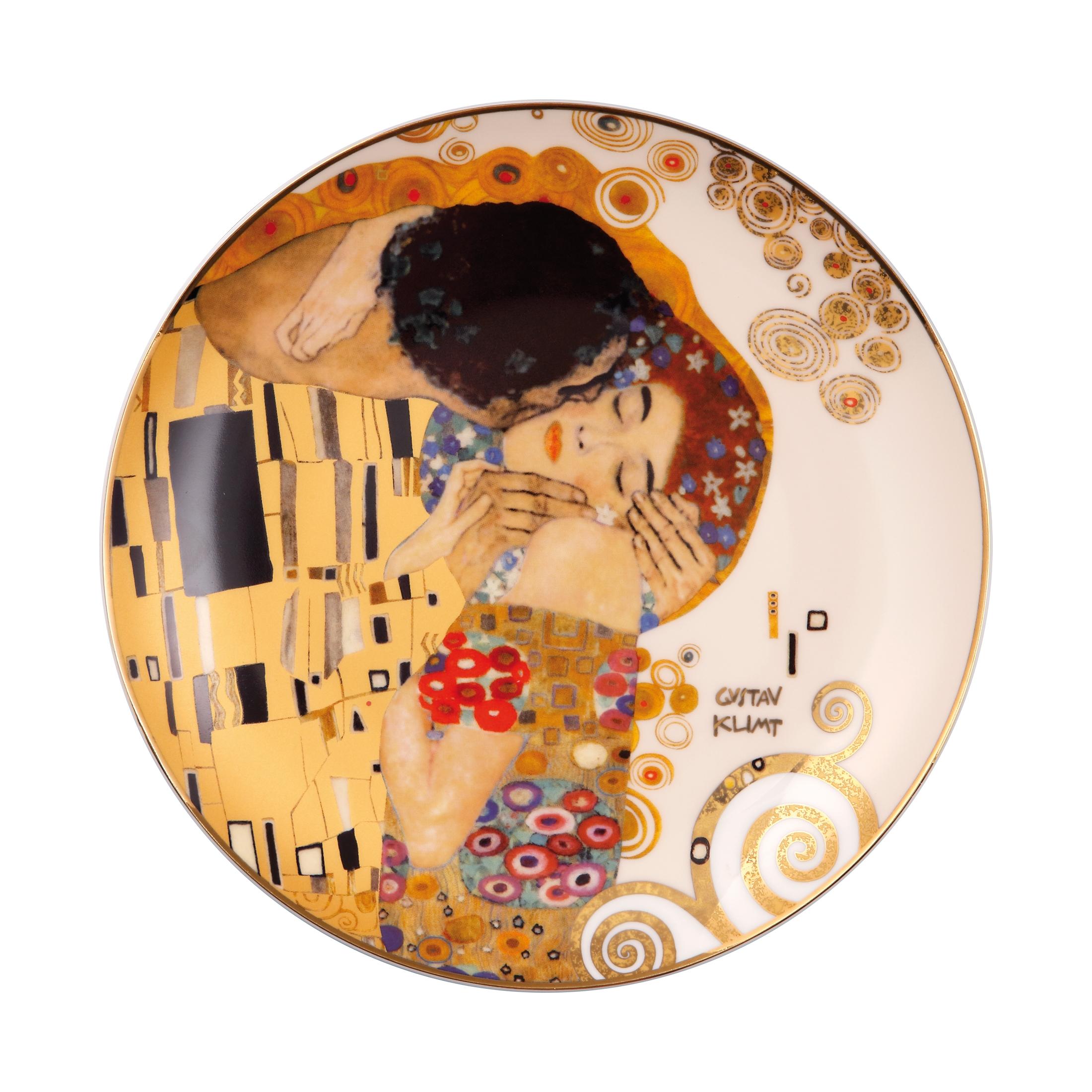 Goebel Artis Orbis Gustav Klimt 'AO FB WTE Der Kuss' 2021
